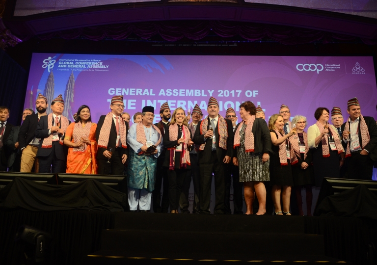 General Assembly | ICAKL2017