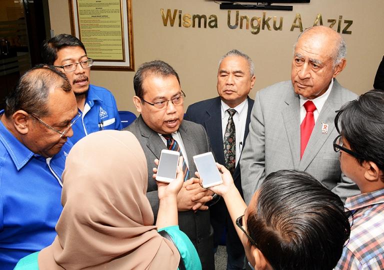 Kunjungan Delegasi Fiji