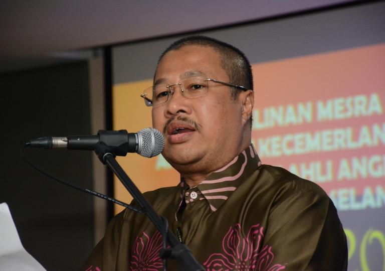 Majlis Jalinan Mesra & Anugerah Cemerlang ANGKASA Selangor