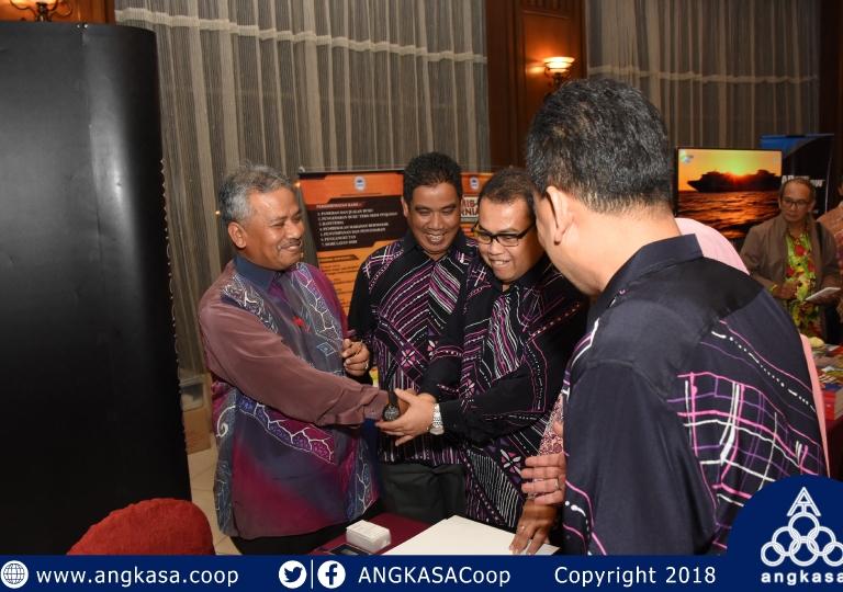 Majlis Makan Malam Silaturrahim ANGKASA Wilayah Persekutuan 2018