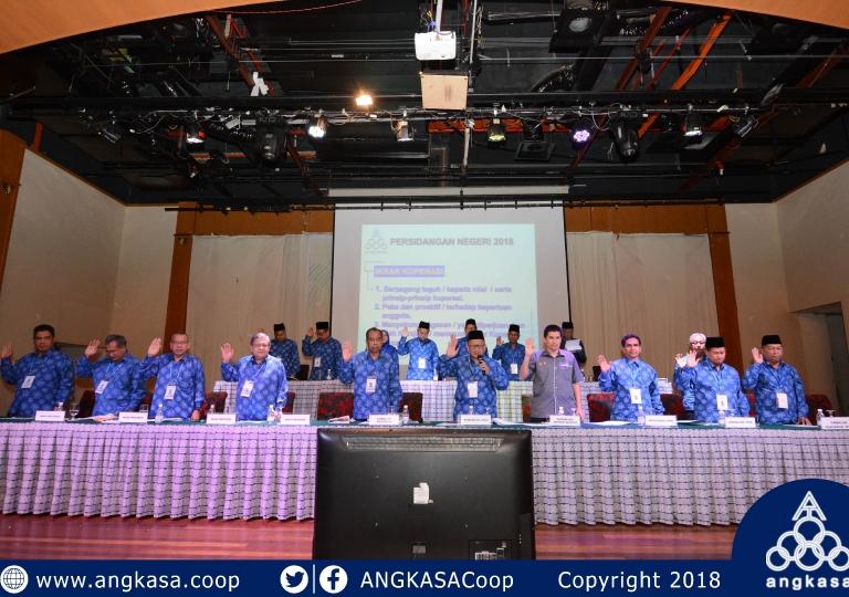Persidangan Negeri ANGKASA Kelantan
