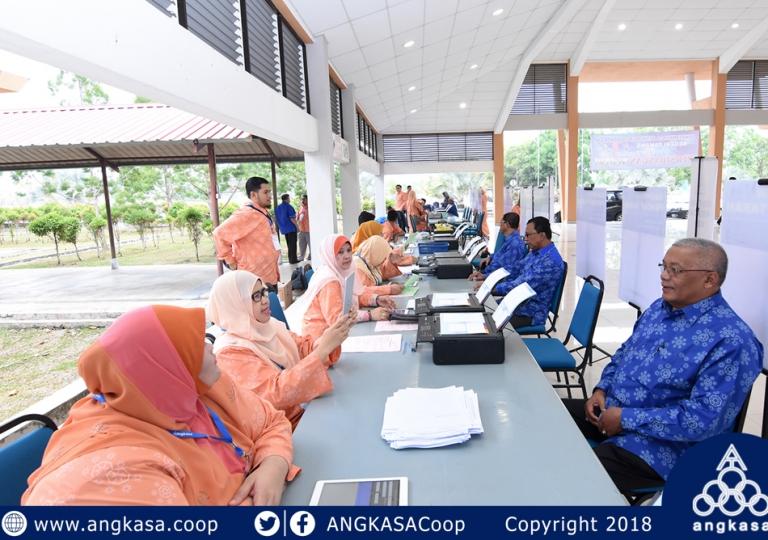 Persidangan Negeri ANGKASA Pahang Zon 2