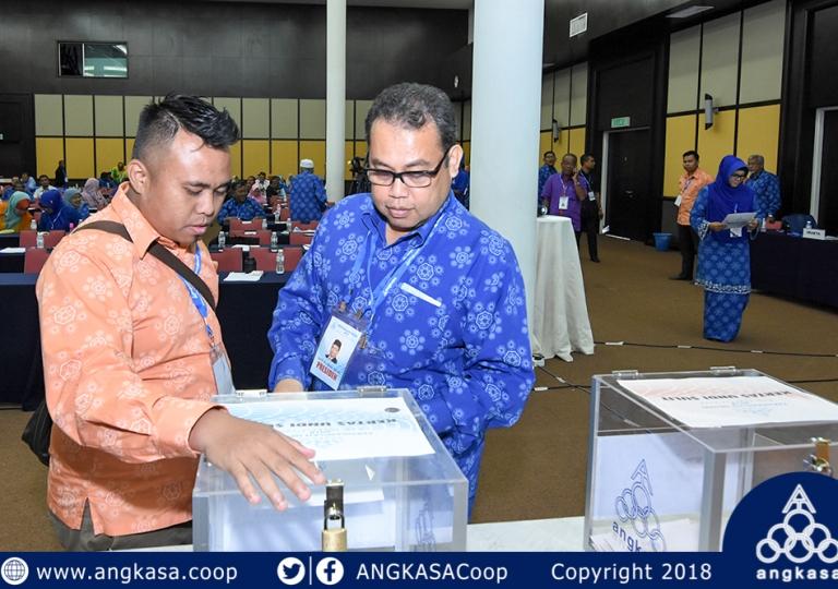 Persidangan Negeri ANGKASA Pahang Zon 3