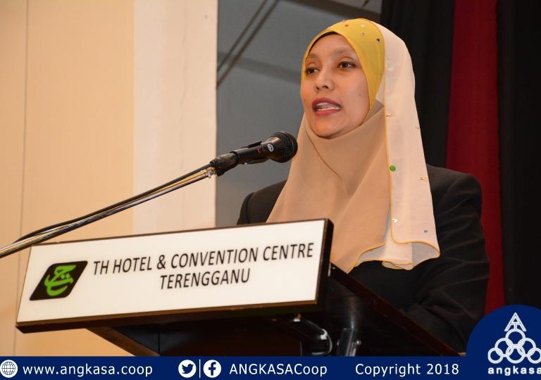 Persidangan Negeri ANGKASA Terengganu